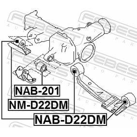 FEBEST NAB-D22DM Bewertung
