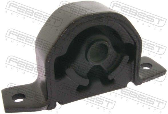Motorlager NM-026 FEBEST NM-026 in Original Qualität