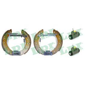 Bremsensatz, Trommelbremse mit OEM-Nummer 4241-4L