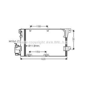 Kondensator, Klimaanlage Art. Nr. OLA5251D 120,00€