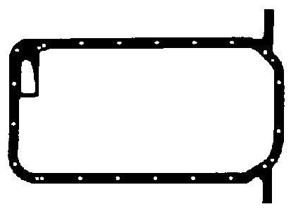 BGA  OP1318 Dichtung, Ölwanne Länge: 455mm