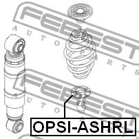 Veerschotel FEBEST OPSI-ASHRL waardering