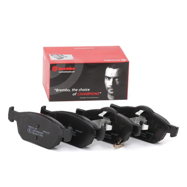 Disk Pads BREMBO 25806 expert knowledge