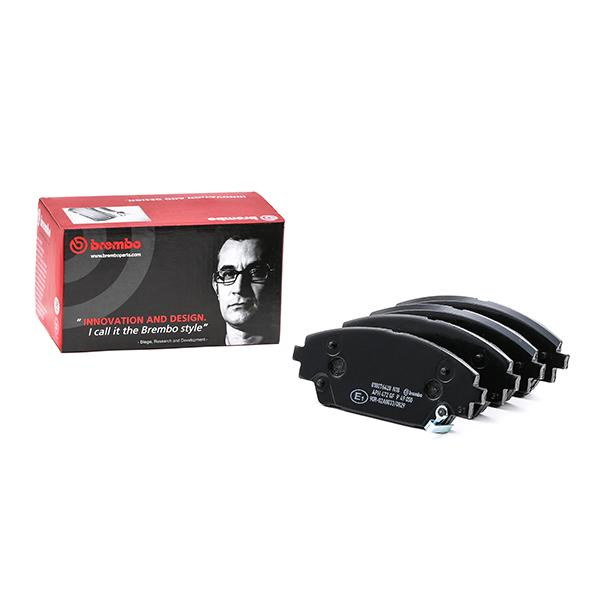 Disk Pads BREMBO 25877 expert knowledge