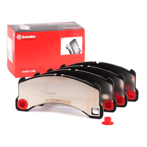 Disk Pads BREMBO P65033 expert knowledge