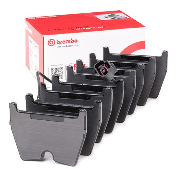 Disk Pads BREMBO 23751 expert knowledge
