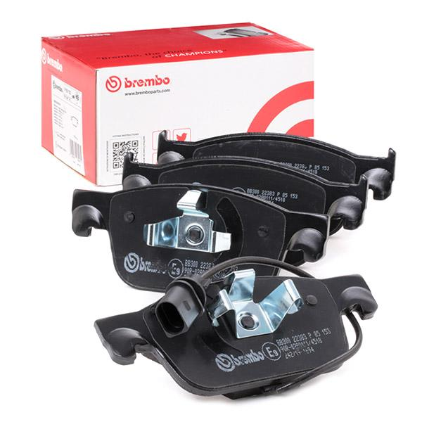 Disk Pads BREMBO 22385 expert knowledge