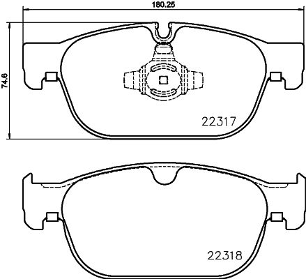 Article № D18659094 BREMBO prices