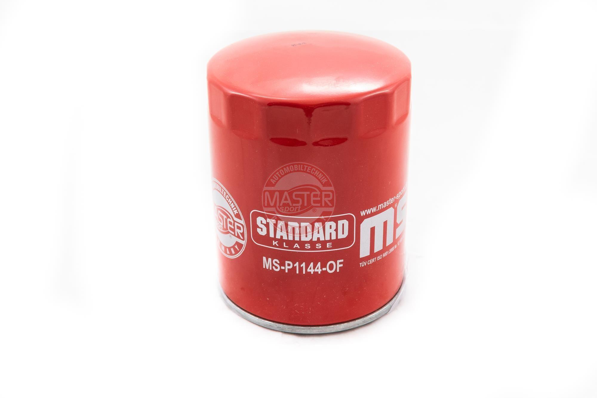 Motorölfilter P1144-OF-PCS-MS MASTER-SPORT 440011440 in Original Qualität
