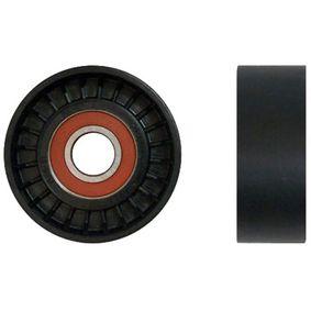 Spannrolle, Keilrippenriemen Ø: 70mm, Breite: 24,5mm mit OEM-Nummer 03G903315C