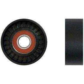 Spannrolle, Keilrippenriemen Ø: 70mm, Breite: 26mm mit OEM-Nummer 11287512758