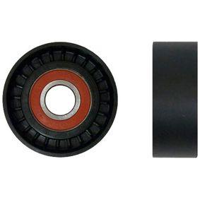 Spannrolle, Keilrippenriemen Ø: 65mm, Breite: 25,5mm mit OEM-Nummer 8200 048 486