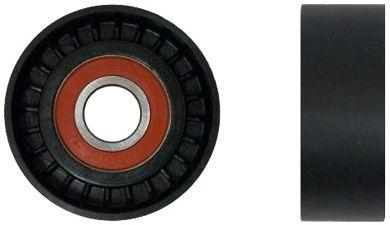 DENCKERMANN  P226003 Spannrolle, Keilrippenriemen Ø: 65mm, Breite: 25,5mm