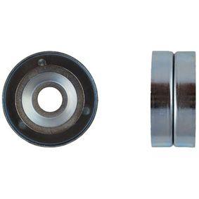 Tensioner Pulley, v-ribbed belt Ø: 70mm, Width: 31mm with OEM Number 31170PNA013