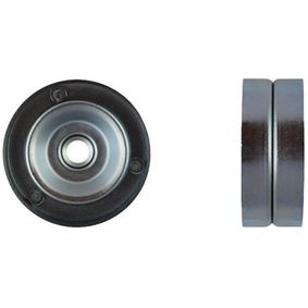 Tensioner Pulley, v-ribbed belt Ø: 65mm, Width: 26,5mm with OEM Number 252812A100