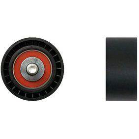 Spannrolle, Keilrippenriemen Ø: 60mm, Breite: 30mm mit OEM-Nummer 166200W093