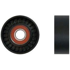 DENCKERMANN  P324015 Spannrolle, Keilrippenriemen Ø: 70mm, Breite: 26mm