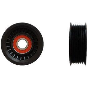 Deflection / Guide Pulley, v-ribbed belt Ø: 75mm, Ø: 75mm, Ø: 75mm with OEM Number 38942-P01-003