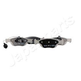 Brake Pad Set, disc brake PA-0007AF PUNTO (188) 1.2 16V 80 MY 2000