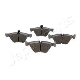 Bremsbelagsatz, Scheibenbremse Breite: 63,5mm, Dicke/Stärke: 19,8mm mit OEM-Nummer 3411 6 777 772