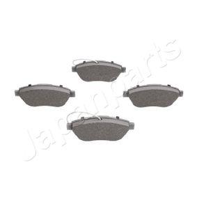 Bremsbelagsatz, Scheibenbremse Breite: 57,3mm, Dicke/Stärke: 18,4mm mit OEM-Nummer 71772815