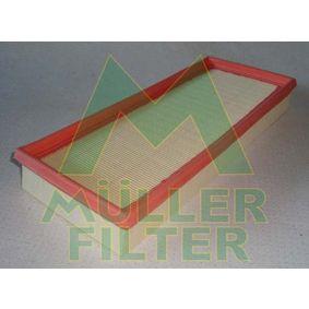 Air Filter PA107 PUNTO (188) 1.2 16V 80 MY 2006