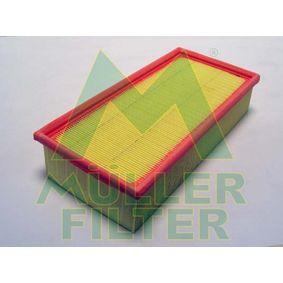 Luftfilter Länge: 315mm, Breite: 150mm, Höhe: 69mm mit OEM-Nummer 178010B020
