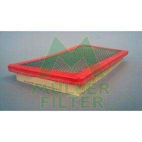 Filtre à air Longueur: 298mm, Largeur: 170mm, Hauteur: 35mm avec OEM numéro 60538903