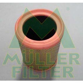 Luftfilter PA189 TWINGO 2 (CN0) 1.2 Bj 2012