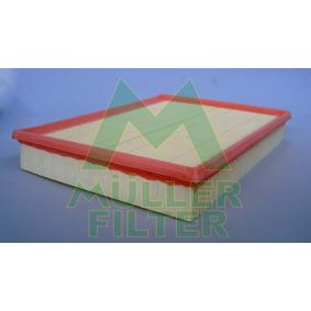 Luftfilter Länge: 325mm, Breite: 252mm, Höhe: 50mm, Länge: 325mm mit OEM-Nummer 5834071