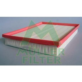 Air Filter Length: 293mm, Width: 234mm, Height: 42mm, Length: 293mm with OEM Number 5834 282