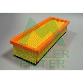 Luftfilter Länge: 275mm, Breite: 95mm, Höhe: 60mm, Länge: 275mm mit OEM-Nummer 55192012