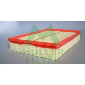 Luftfilter PA3216 CRAFTER 30-50 Kasten (2E_) 2.0 TDI 4motion Bj 2014
