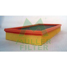 Filtro aria Lunghezza: 302mm, Largh.: 174mm, Alt.: 45mm, Lunghezza: 302mm con OEM Numero 4876199