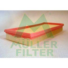 Luftfilter Länge: 320mm, Breite: 147mm, Höhe: 43mm mit OEM-Nummer F43X-9601-BB