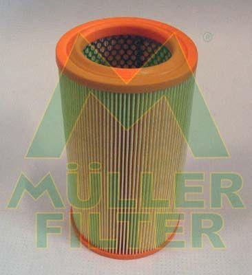 MULLER FILTER  PA3348 Luftfilter Höhe: 263mm