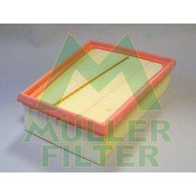 Luftfilter PA3365 MEGANE 3 Coupe (DZ0/1) 2.0 R.S. Bj 2020