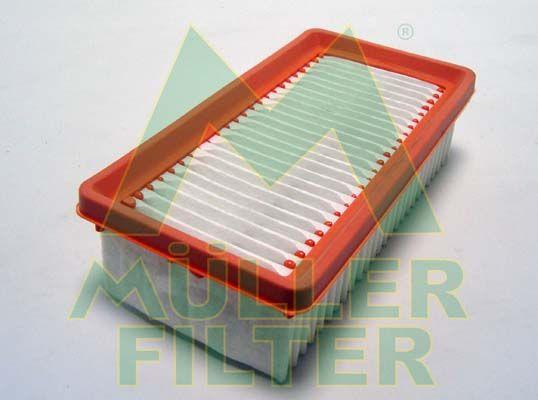 MULLER FILTER  PA3367 Luftfilter Länge: 230mm, Breite: 121mm, Höhe: 65mm, Länge: 230mm