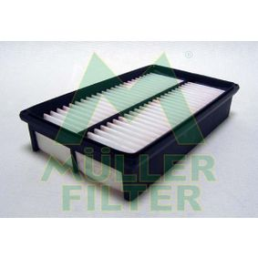 Air Filter PA3634 3 (BL) 2.0 (BLEFP) MY 2012