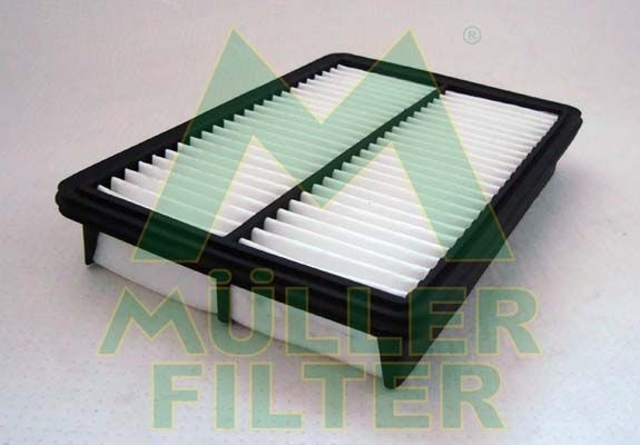 MULLER FILTER  PA3635 Luftfilter Länge: 272mm, Breite: 180mm, Höhe: 42mm, Länge: 272mm