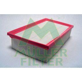 Luftfilter Breite 1: 177mm, Höhe 1: 70mm, Länge: 292mm mit OEM-Nummer 5Q0129620 D