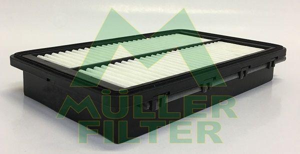 MULLER FILTER  PA3750 Air Filter Length: 276mm, Width: 170mm, Height: 43mm, Length: 276mm