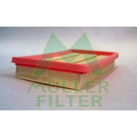 Luftfilter Länge: 260mm, Breite: 165mm, Höhe: 40mm, Länge: 260mm mit OEM-Nummer FS05-13Z40
