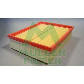 Luftfilter Länge: 248mm, Breite: 206mm, Höhe: 59mm mit OEM-Nummer LR027408