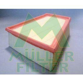 Luftfilter Länge: 213mm, Breite: 218mm, Breite 1: 129mm, Höhe: 69mm, Länge: 213mm mit OEM-Nummer 6Q01296620