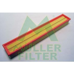 Luftfilter Länge: 523mm, Breite: 86mm, Höhe: 58mm, Länge: 523mm mit OEM-Nummer A111 094 03 04