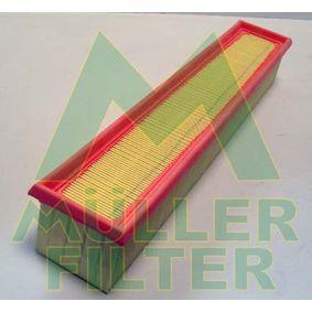 Luftfilter Länge: 460mm, Breite: 85mm, Höhe: 70mm, Länge: 460mm mit OEM-Nummer 1110940204