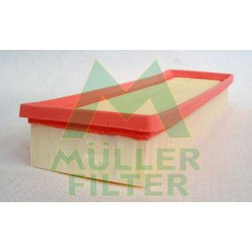 Filtro aria Lunghezza: 335mm, Largh.: 102mm, Alt.: 45mm, Lunghezza: 335mm con OEM Numero 1444-VJ