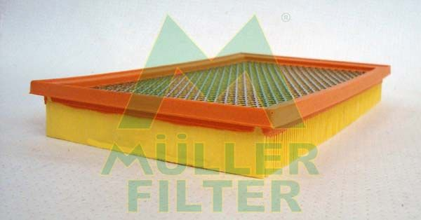 MULLER FILTER  PA867 Filtro de aire Long.: 279mm, Ancho: 166mm, Altura: 35mm, Long.: 279mm
