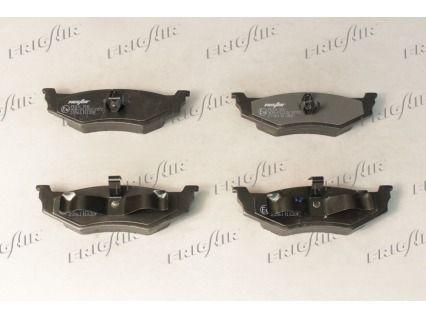 2.0 PT/_ Bremsbelagsatz Vorderachse für Chrysler PT Cruiser